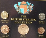 PRE-DECIMAL COIN COLLECTIONS