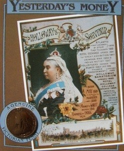 PRE-DECIMAL COIN COLLECTION: Victoria Set